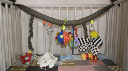 A new baby-gym.
